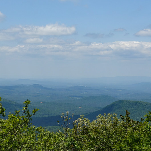 Springer Mountain Loop via Len Foote Inn