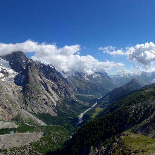 Tour Du Mont Blanc: Stage 3 + 4