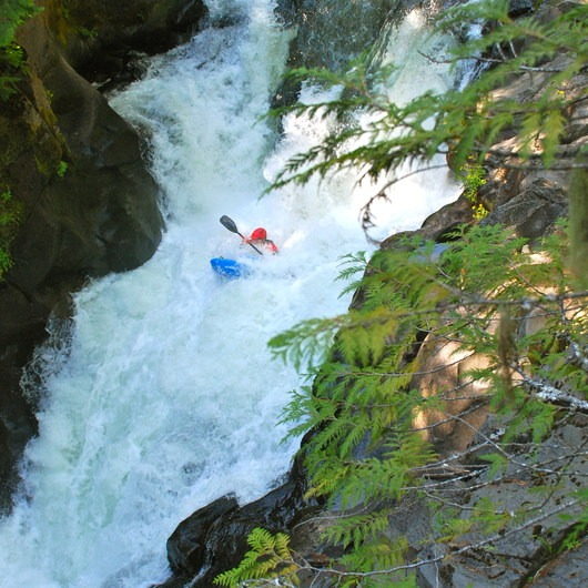 White Salmon River