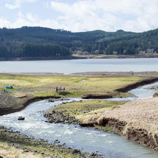 Harms Park, Dorena Reservoir