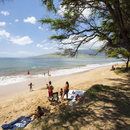 Mai Poina 'Oe Ia'u Park + Mai Poina Beach