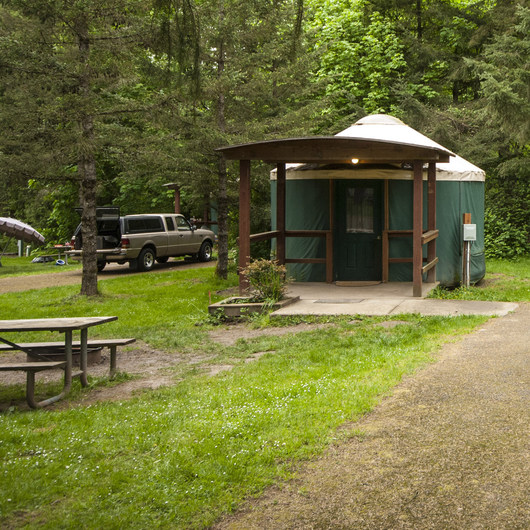 Paradise Point State Park Campground