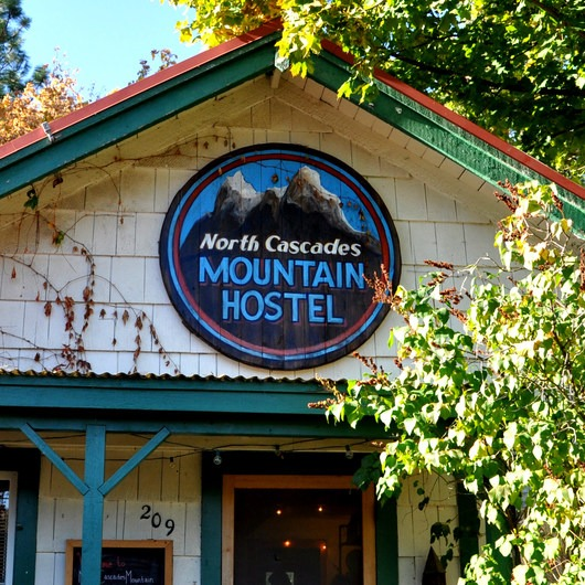 North Cascades Mountain Hostel