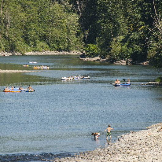 Snoqualmie River Float