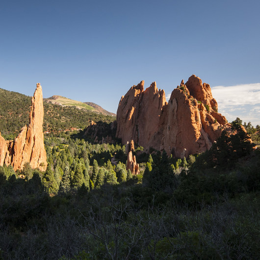 Garden of the Gods National Natural Landmark