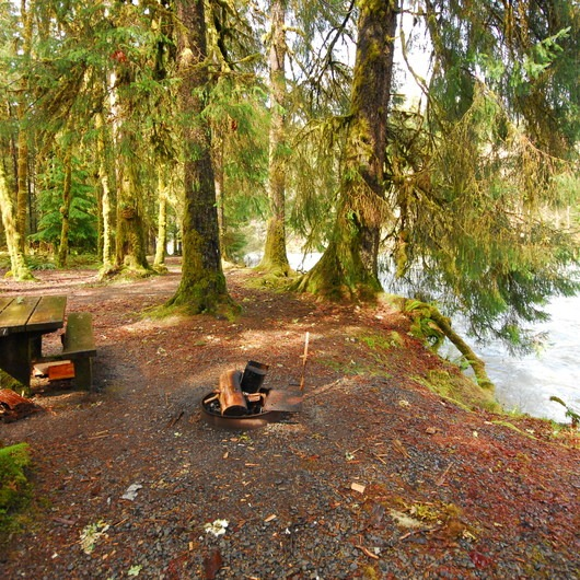 Queets Campground