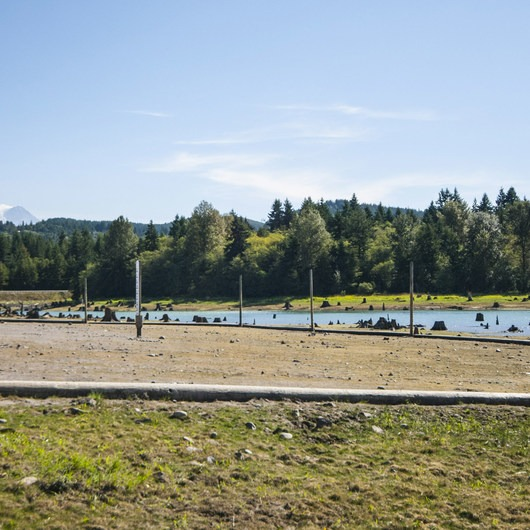 Alder Lake, Sunny Beach Point
