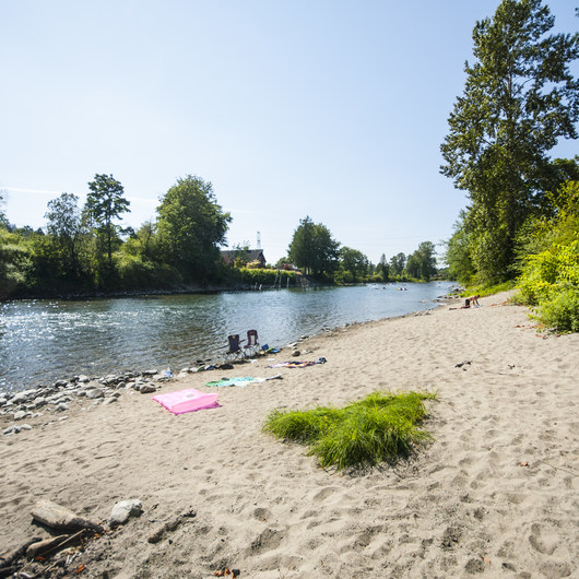 Snoqualmie River, Plum Boat Launch
