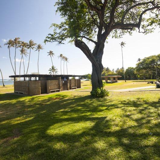 Kawaiku'i Beach Park