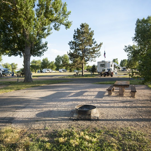 Boyd Lake State Park Campground