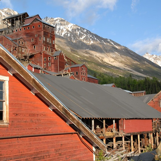 Kennecott Copper Mines National Historic Landmark