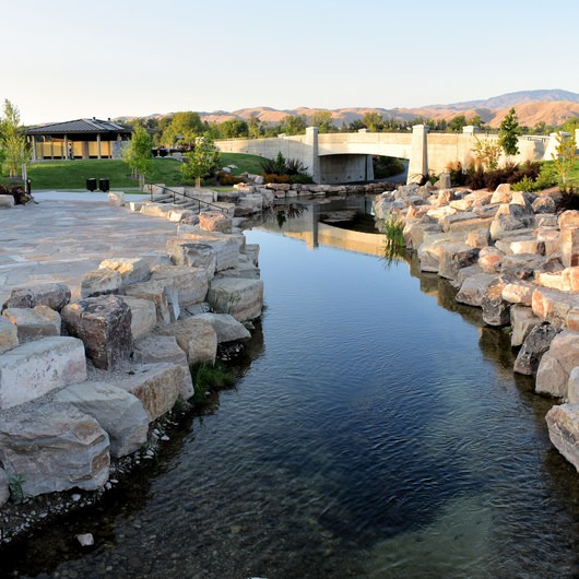 Quinn's Pond and Simplot Ponds
