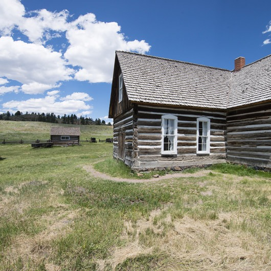 Hornbeck Homestead