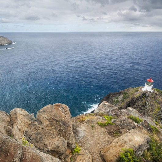 Makapu'u Point + Lighthouse Hike