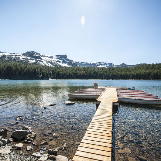 Three Creek Lake