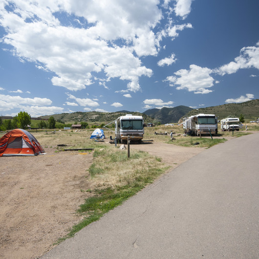 Indian Paintbrush Campground