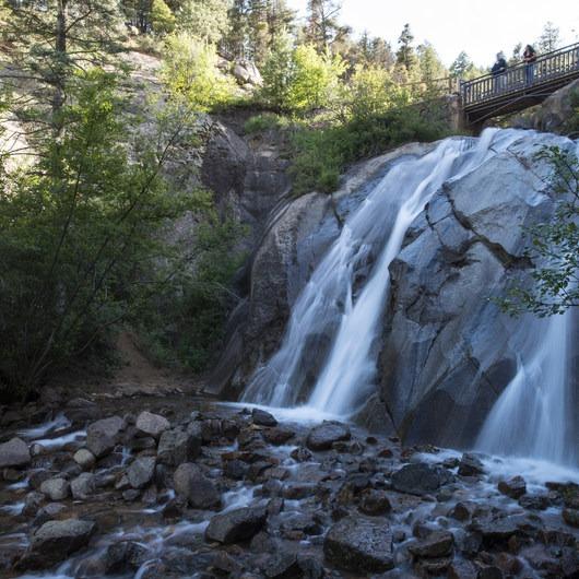 Helen Hunt Falls Hike