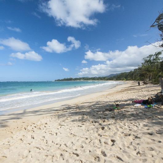 Mālaekahana Beach Campground