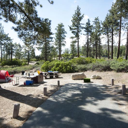 Hanna Flat Campground