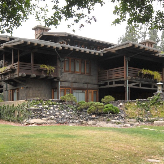Gamble House National Historic Landmark