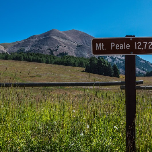 Mount Peale Summit Hike