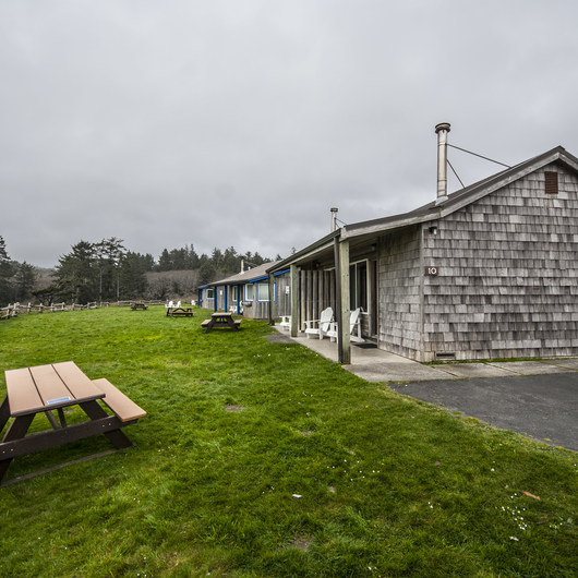 Kalaloch Lodge + Cabins