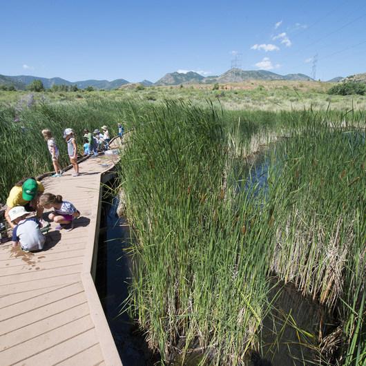 Discovery Pavilion + Audubon Center