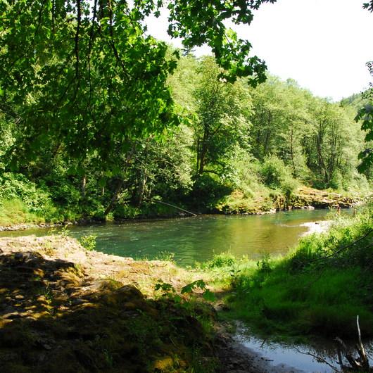Keenig Creek Campground