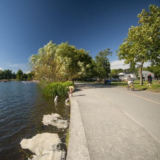 Green Lake Inner Loop Trail