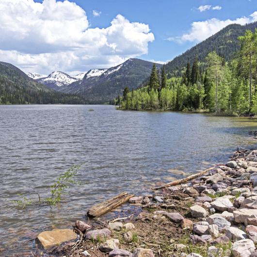 Smith + Morehouse Reservoir