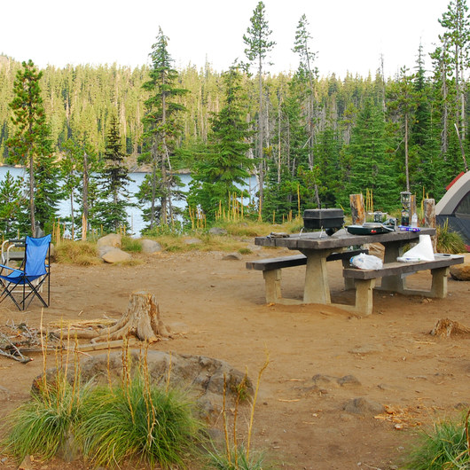 Paul Dennis Campground