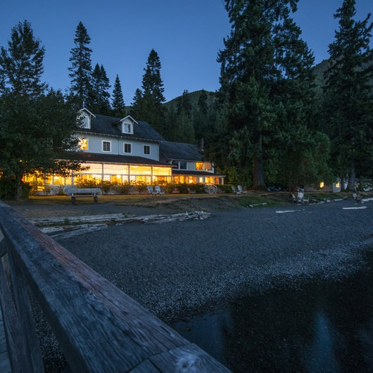 Lake Crescent Lodge