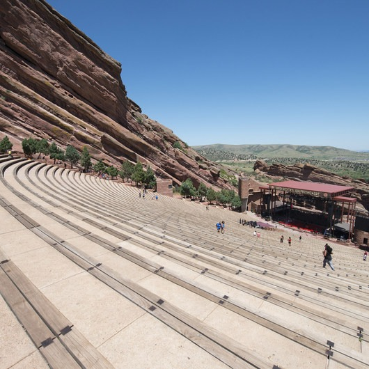 Red Rocks Amphitheater + Park