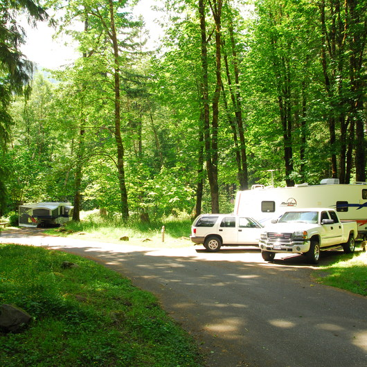 Blue Lake Creek Campground