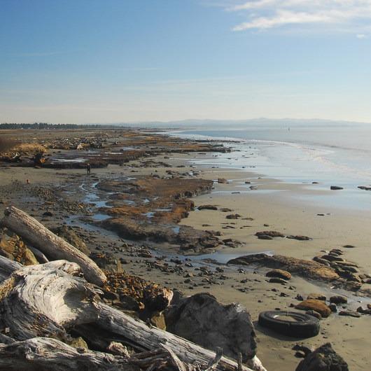 North Cove, Washaway Beach