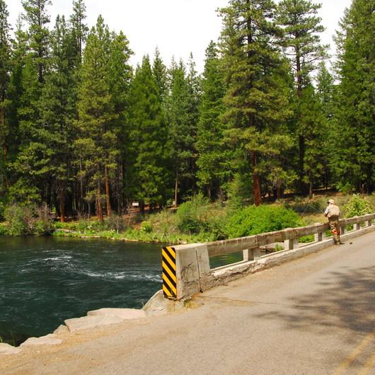 Lower Bridge Campground