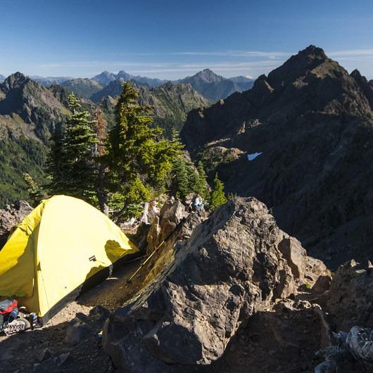 Mount Ellinor via Upper Trailhead