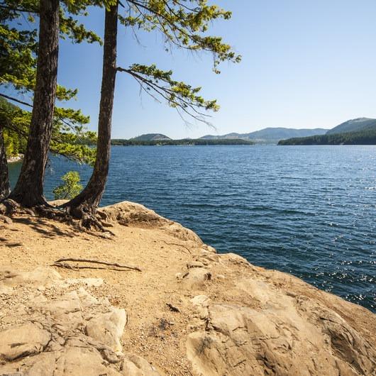 Lake Cushman, North Shore West