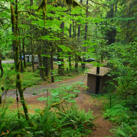 Roaring River Campground