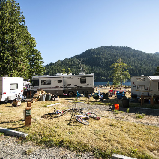 Log Cabin Resort Campground
