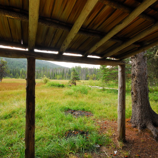 Olallie Meadow Campground