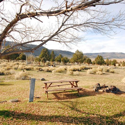 Steens Mountain Wilderness Resort Campground