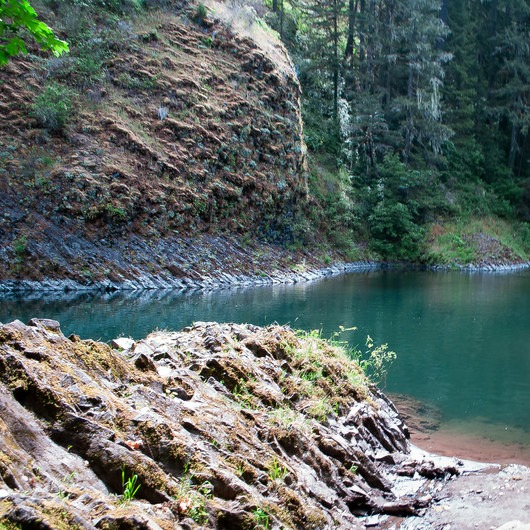 Day Use Site 11: Molalla River Swimming