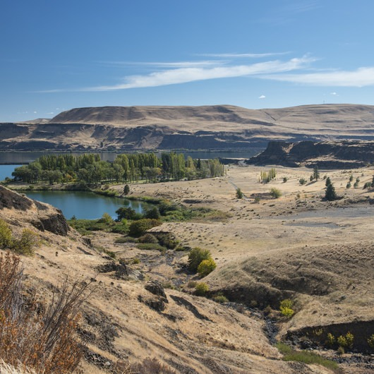 Columbia Hills Historical State Park