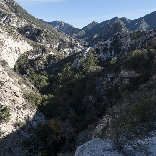 Switzer Falls Hike via Gabrielino Trail
