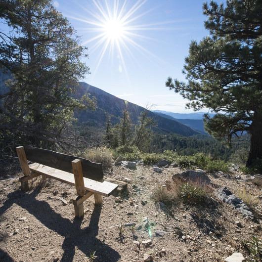 Sunset Ridge Trail Scenic Viewpoint