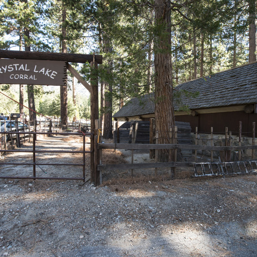 Crystal Lake Recreation Area Campground