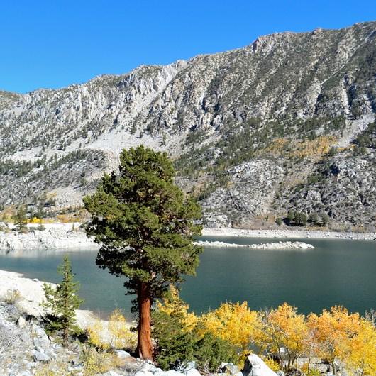 Lake Sabrina Loop Hike