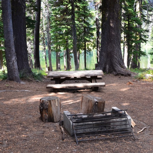 Bird Lake Campground