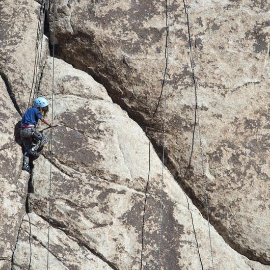 Pixie Rock - Climbing Crag